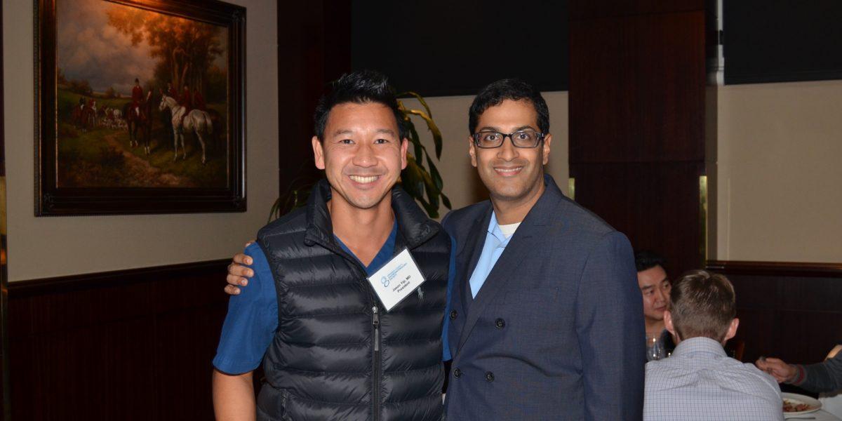 Vinay Sundaram, MD Speaks at OCGI's 1.18.17 Dinner Meeting
