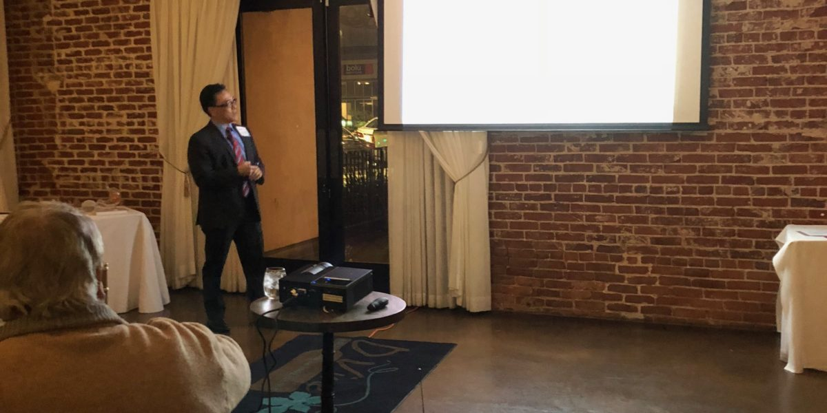 Kenneth Chang, MD Helps OCGI Close Out a Successful 2017